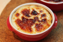 creme broule
