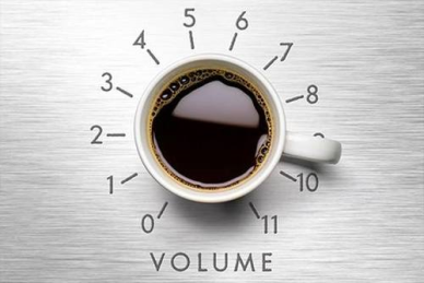 coffee volume