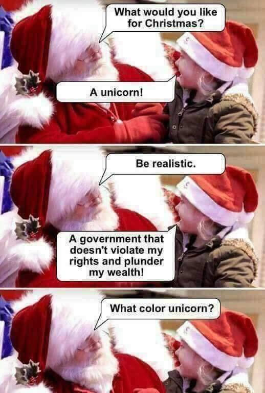 i want a unicorn
