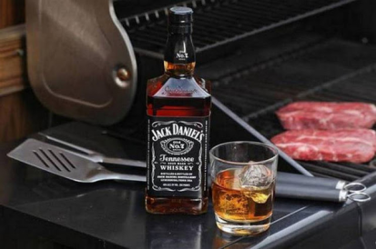 jack on the grill