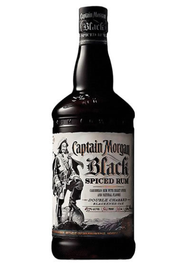 black spiced