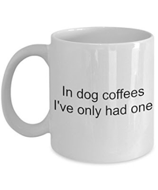 coffee in dog years