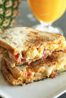 grilled cheese melt