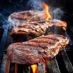 grill sear