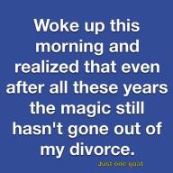 magic not gone