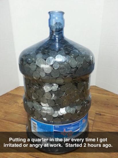 quarter jar