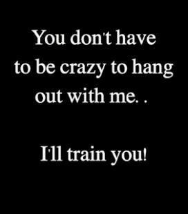 will train