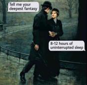 deepest fantasy