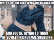 normal sounding